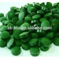 Tabletas orgánicas de Chlorella de alta calidad