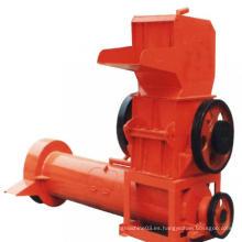 PP PE Mini trituradora de plástico PVC