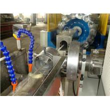 Manguera de red reforzada con fibra de PVC que hace la máquina