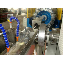 PVC Fiber Reinforced Net Hose Making Machine