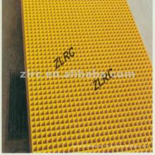 Rejilla de fibra de vidrio pultruida compuesta de fibra de vidrio rejilla