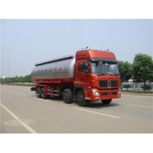 Dongfeng 8 * 4 Schüttgut-Zement-Pulver-LKW-Pulver-Material-LKW
