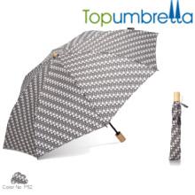 Parapluies pliantes de cadeau custon très léger Parapluies pliantes de cadeau custon très léger
