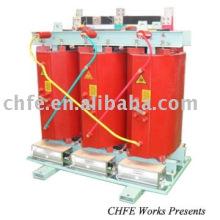 3-фазный 10кВ сухие трансформаторы электрические