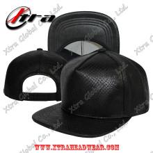 5 Stück Snakeskin Leder Cap