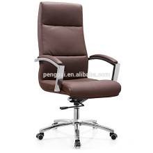 Start foot PU leather office chair with armrest cheap price