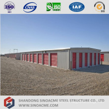 Light Steel Frame Storage Building Structure
