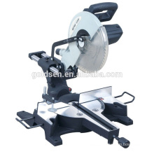 "1900W/15A 305mm Aluminium Cutting Electric Power 12"" Slide Miter Saw"