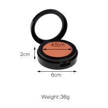 Wholesale Single 4 Colors Singer Eyeshadow Makeup Palette Waterproof Vagen Cosmetics Customized Logo Blusher