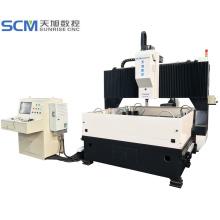 Hydraulische Bohrmaschine Pd2012 CNC für Plattenflansche