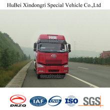 Camion-citerne en poudre à charbon en vrac Euro 3 de 37cbm FAW avec Dachai Diesel Engine
