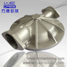 Customized Aluminum Alloy Gravity Die Casting for Pipe Fittings
