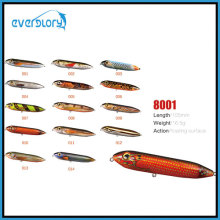 105mm/16.5g Floating Hard Lure Fishing Tackle Fishing Lure