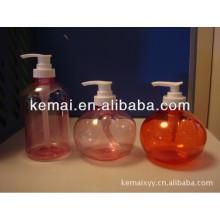 Botellas de lavado de manos