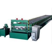 Discount corrugate roll forming floor decking machine