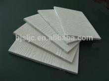 Waterproofing coating exterior fiber cement siding board