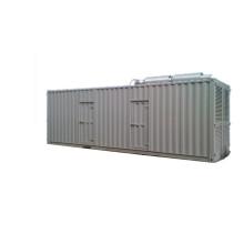 1000kw Super Quiet Canopy Silent Diesel Générateur insonorisé Set