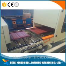 xn Steinstahldachziegelmaschine / Stein beschichtete Fliesenmaschinerie / Stein beschichtete Dachziegelmaschinenlinie