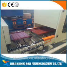xn stone steel roofing tile machine/stone coated tiles machinery/stone coated roof tile machine line