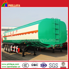 Fuel Tanker Semi Trailer mit Volumen optional