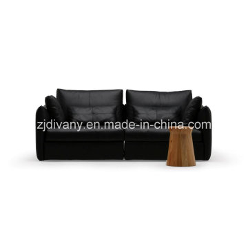 Modern Style Living Room Leather Sofa Set D-74D (R) +D (L)