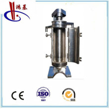 Gq125 Type Tubualr Centrifuge Juice Fruit Machine