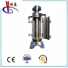GQ125 Tipo Tubualr Centrífuga Juice Fruit Machine