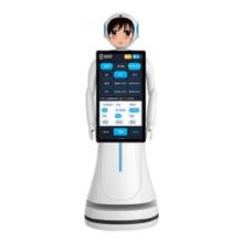 Bank Interactive Talking Robots