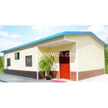 Economic One Floor Prefab House