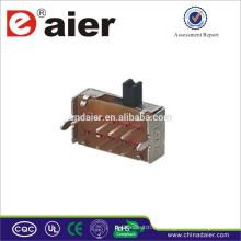 Mini Schiebeschalter SK23D07made in China 8 Pin Schiebeschalter