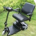 Scooter de motor eléctrico de tres ruedas para ancianos y discapacitados (DL24250-1)