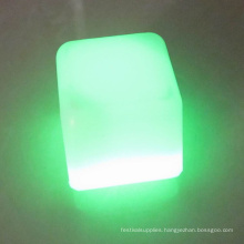 ice flashing cube