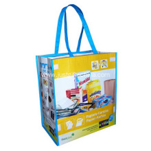 Custom Promotional RPET Reusable Bags With Logo Printed