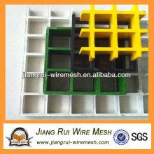 Grelha de fibra de vidro moldada FRP