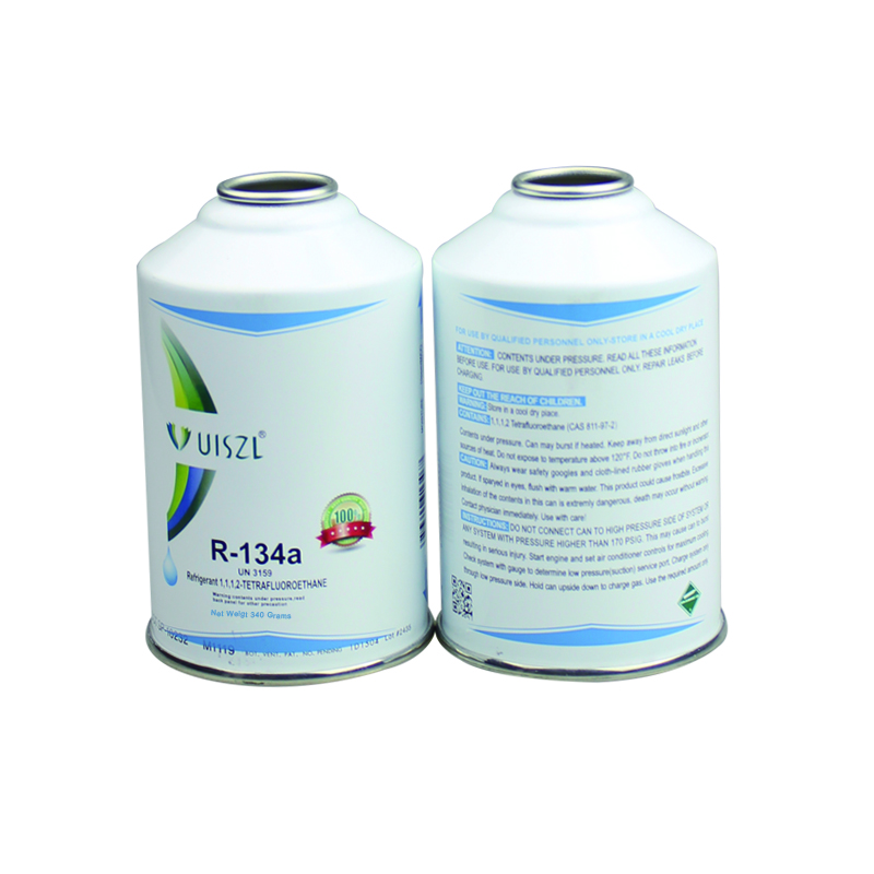 High Purity R134a Refrigerant Gas Small Can