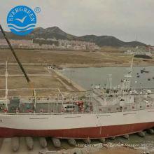 rouleau pneumatique de bateau airbag marin pour la pose de pipe airbag de bateau prix