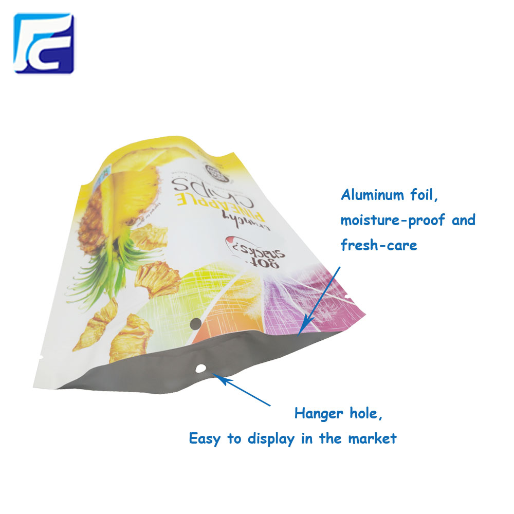 Plastic Dried Fruit Bag