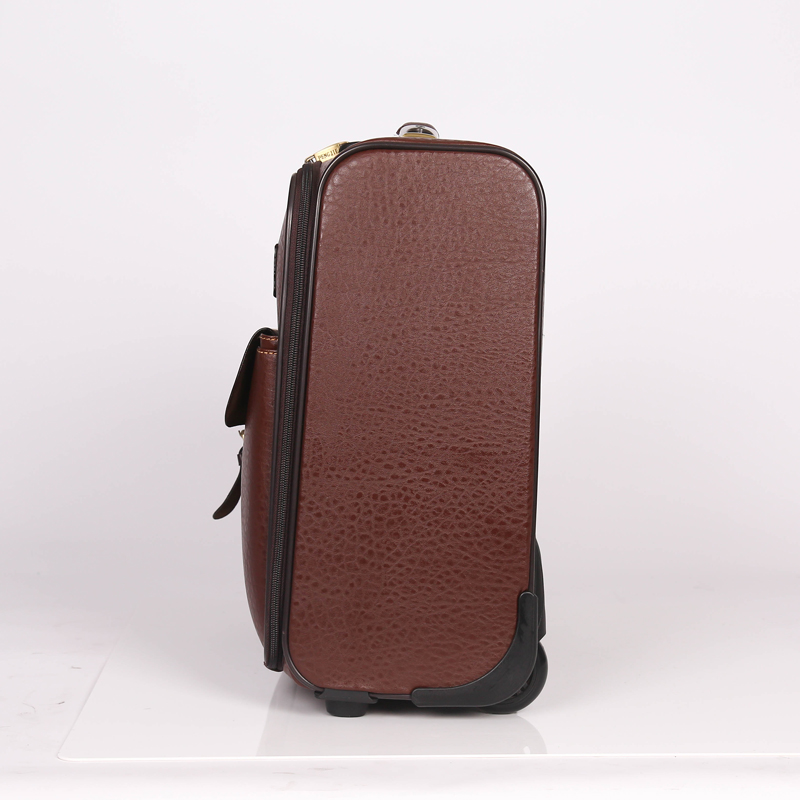 portable PU luggage bags