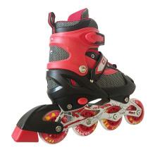 Roller Skate Red and Black Kids Inline Skate