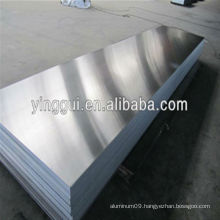 A2017 A2024 A2219 aluminium alloy anodized plain diamond sheet / plate