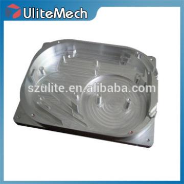 2015 Shenzhen Ulitemech cnc preciso usinado 6061 peças