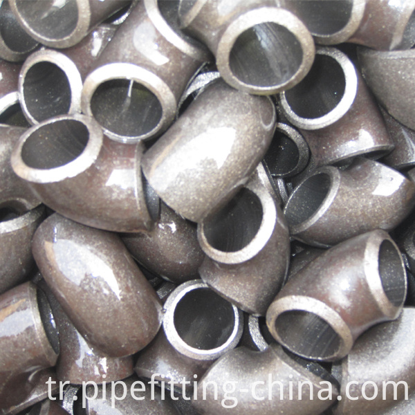 Carbon steel elbow