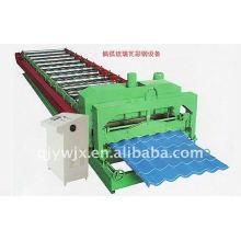 Maquinaria do metal de folha do rolo 1100