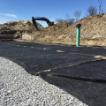 Tapete de piso de drenagem de geotêxtil PET de tecido não tecido