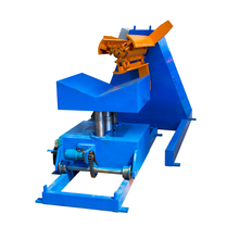 Automatic Hydraulic Uncoiler Machine