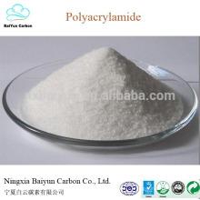 конкурентный катионный/анионный полиакриламид флокулянта полиакриламида цене