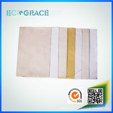 Coal Fire Boiler 100% Fiberglass Filter Fabric with PTFE Membrane