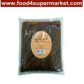 Pickled Kanpyo Gourd Strip Brown in 1kg Bag for Sushi Material