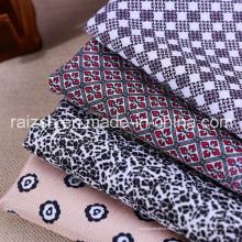Impression de fleurs en polyester Sacs en tissu Oxford Tissus Oxford