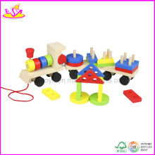Wooden Train Toy (W05C008)